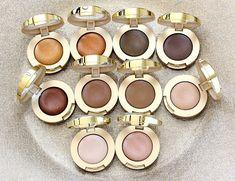 The New Milani Bella Eyes Gel Powder Eyeshadow: The Neutrals