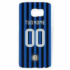 INTER COVER SAMSUNG GALAXY S6 MAGLIA GARA HOME 2015/16 - Galaxy S6 - Galaxy - Cover