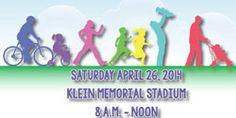 Klein ISD invites the community to its 3rd Annual Kleinwell Family Fitness Fair and Fun Run April 26 sponsored by the Tomball Regional Medical Center.   http://www.kleinisd.net/users/0039/FINAL%20FLYER%20FOR%20fff.pdf