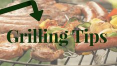 While grilling is a lot of fun and you can obviously make some delicious food it's important to remain safe while doing so. Here are a few tips to remain safe while grilling. Grilling Tips, Home Safety, Delicious Food, Canning, Fun, Safety At Home, Yummy Food, Home Canning, Conservation