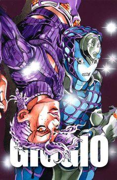 97 (JoJo's Bizarre Adventure Part 5 - Vento Aureo (Official Colored)) - MangaDex Joker Drawings, Sketch 4, Jojo Parts, Manga Covers, Jojo Bizzare Adventure, Jojo Bizarre, Manga Anime, Cartoon, Fictional Characters