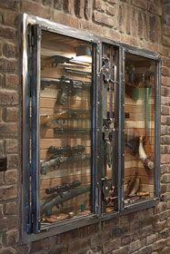 Gun Cabinet by Paul Silva