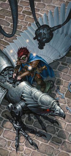 Heroes - Artificers & Alchemists - Minus