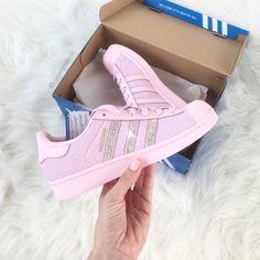 adidas superstar original rosa