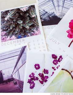 Free Calendar Printables for 2015