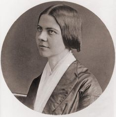 Lucy Stone - determined that men were reading the Bible in a way to suppress women, she worked her way through school to learn Greek and Latin to prove them wrong. Kept her last name, chopped her hair off, scandalously wore precursors to pants, was kicked out of church for arguing that women had the right to own property and to be able to divorce abusive alcoholic husbands. Considered a true radical for her time, she spoke in public frequently and headed multiple prominent womens organizatio...