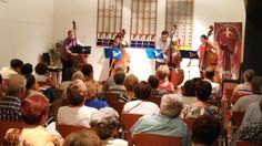Música de cine y música clásica en Fontiveros (Ávila) al son del contrabajo http://revcyl.com/www/index.php/cultura-y-turismo/item/8013-m%C3%BAsica-de-c
