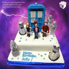 doctor who cake - Yahoo Image Search Results