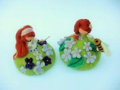 Violet inspired dolls