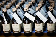 Thoughts on Wine Wedding Favors - do u love? Would u like to see #wine discounts on our site? #retweet or let us know @shop_adorii.com