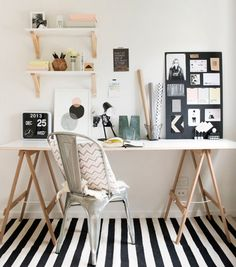 my home office | Adore Summer Edition