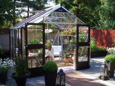 Exempelbild: Premium 8,8 m², glas, olackerat