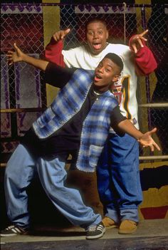 Kenan & Kel--not my generation but my sons loved them. It's so cool swing Kenan on SNL now.