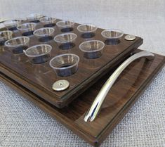 Your place to buy and sell all things handmade Communion Trays, High Gloss, Hardware, How To Make, Gifts, Diy, Presents, Bricolage, Do It Yourself