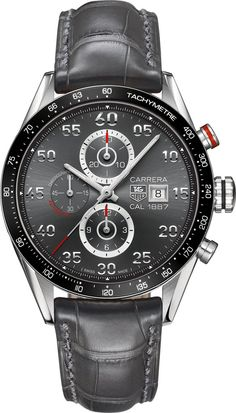TAG Heuer Watch Carrera Calibre 1887