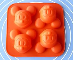 Silicone Baking Cake Mold Mickey Mouse Mold $3.99