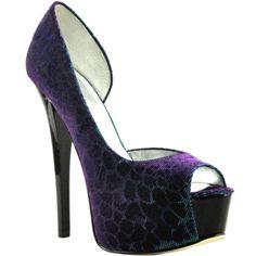 subtle purple giraffe print  #SephoraColorWash