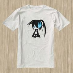 Black★Rock Shooter 03B4 #Black★RockShooter  #Anime #Tshirt