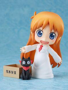 Kirin Hobby : Nendoroid Nichijou: Hakase Action Figure by Good Smile Company 4582191969602