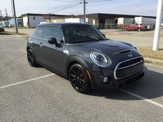 Beautiful car - will be a 5 door for me... may 2015 build to be shipped in July.