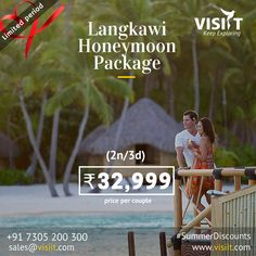 Visiit (@VisiitHoliday) | Twitter Honeymoon Packages, Travel Deals, Tours, Twitter, Couples, Couple
