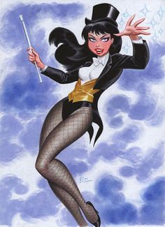 The Other Side blog: Zatannurday: Happy Birthday Bruce Timm!