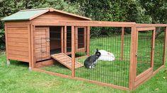 construirea unei custi pentru iepuri