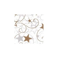 Gold Stars and Swirls Plastic Disposable Table Cover, graduation table... ❤ liked on Polyvore