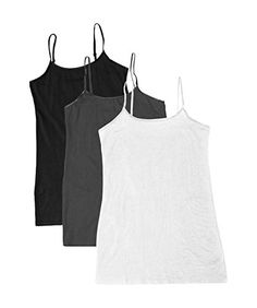 2 or 4 Pack Active Basic Womens Plus…