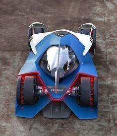 Peugeot 24h LeMans Michelin contest on Behance