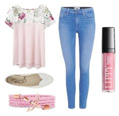 """""""School Outfits"""" by abbeyhopp on Polyvore featuring Joules and Paige Denim"""