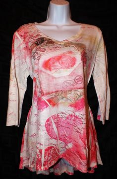 Casual Long Sleeve Womens Top Blouse Size M #Uknown #Blouse #Casual