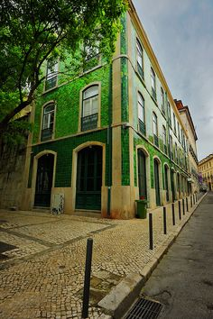 Lisbon, Portugal about two hours from the writing retreat in Portugal