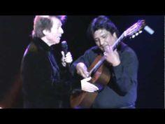 Raphael - Cuando llora mi guitarra y  Chabuca Limeña (18 Nov 2009, Lima ...