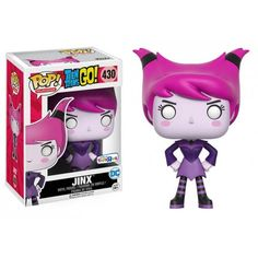 Vinyl Figure at Mighty Ape NZ. Your favourite characters from Blizzard Entertainment's Overwatch get the Pop! This Overwatch Pop! Vinyl Figure features Sombra as . Teen Titans Go, Funko Pop Toys, Funko Pop Vinyl, Pop Vinyl Figures, Funk Pop, Pop Characters, Pop Television, Pop Heroes, Pop Dolls