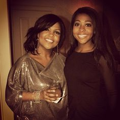 Cece and daughter Ashley