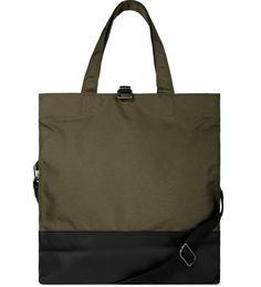 Khaki Nomad Messenger Bag