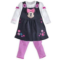 Minnie Mouse Jumper Set for Baby | Disney Store