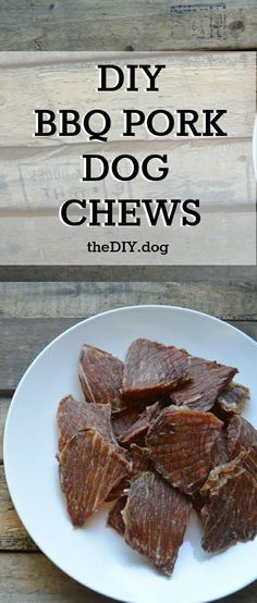 In the summer the last thing you want to do is turn on the oven to bake. These dehydrator dog treats are the perfect solution for easy homemade dog treats. Dog Cookie Recipes, Homemade Dog Cookies, Dog Biscuit Recipes, Homemade Dog Food, Dog Treat Recipes, Healthy Dog Treats, Dog Food Recipes, Doggie Treats, Dehydrator Dog Treats
