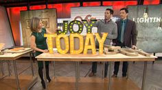 'Property Brothers' show how to DIY artwork, a chandelier and more