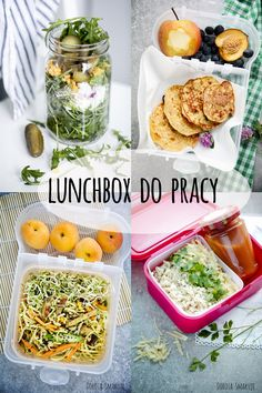 Lunchbox do pracy cz 3 - Dorota Smakuje Bento, Healthy Lifestyle, Lunch Box, Healthy Recipes, Fruit, Food, Recipes, Diet, Essen