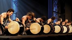 Drum Tao (I think). Did you know I write about taiko drum players? www.TraceyCramerKelly.com