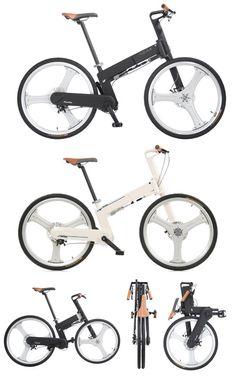 Bici plegable GUAI!!!