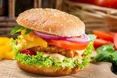 Ekstra pileći hamburger za probirače
