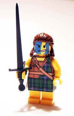 Legos Braveheart