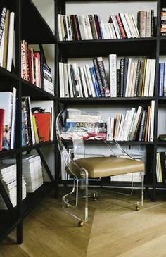 Get a sneak peek into J. Crew Executive Creative Director Jenna Lyons' amazing office.