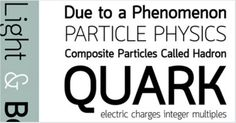 FONT: Quark