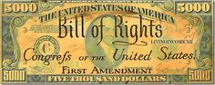 The Real Bill of Rights - Living Income Guaranteed - Equal Life Foundation - 1