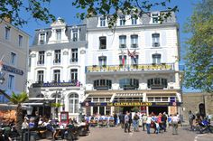Hotel France et Chateaubriand - St Malo