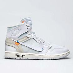 best service aeb91 b4c69  offwhite  jordan  nike  virgil Jordan 1, Jordan Nike, Best Sneakers